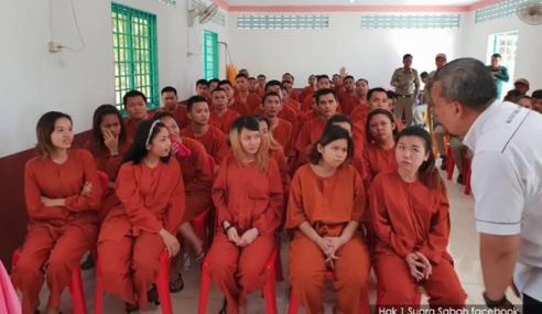 Suspek Paling Dikehendaki Kes Tipu Kerja Kemboja Ditahan