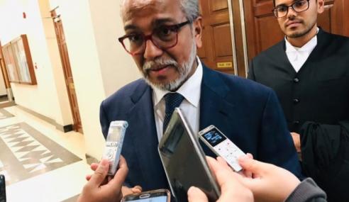 Shafee Dedah Ada Pihak Manipulasi Akaun Bank Najib