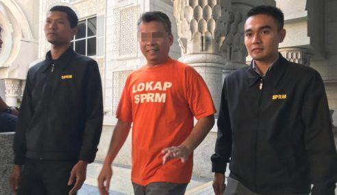 Setiausaha Politik Salahuddin Dibebaskan Lebih Awal