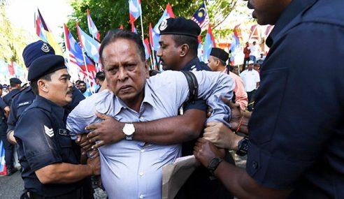 Rafizi Suruh Streram Rempuh Polis Pada PRU14