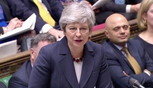 Parlimen UK Lulus Rang Undang-Undang Tangguh Brexit