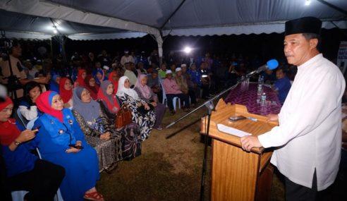 Tok Mat Anggap PH Dihantui Tsunami Politik Sendiri