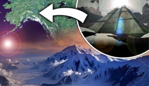 Kerajaan AS Cuba Sembunyi Fakta Piramid Di Alaska