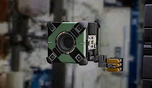 NASA Cipta Robot 'Lebah' Baiki ISS