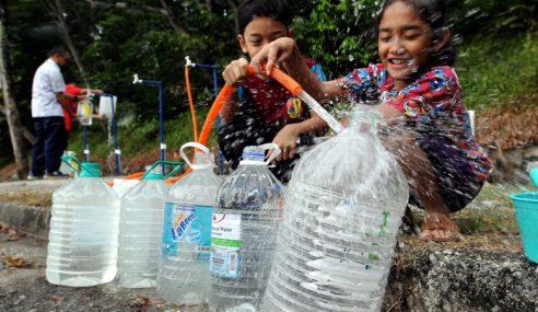 Bekalan Air Di Lembah Klang Pulih Lewat Hari Ini