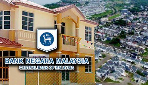 Kerajaan, BNM Longgarkan Syarat Pinjaman Beli Rumah