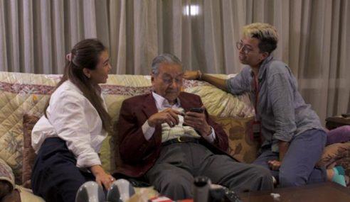 Cucu Tak Setuju Mahathir Mahu Jadi PM Semula