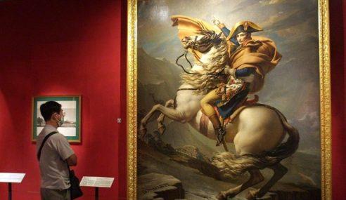 Koleksi Surat Cinta Napoleon Dilelong Lebih €500,000