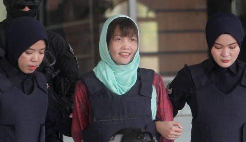 Kes Bunuh Jong-nam: Doan Balik Kampung Malam Ini