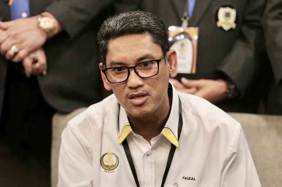 Tular Audio Kritik Pentadbiran Menteri Besar Perak