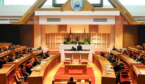 DUN Sabah Sokong Pinda Perlembagaan Persekutuan