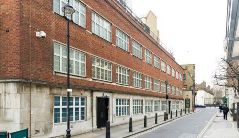 Pangkalan Rahsia Perisik UK Di London Didedah