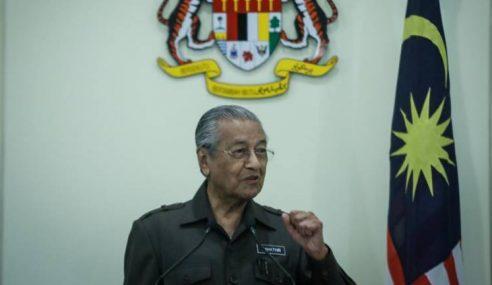 Projek ECRL: Malaysia-China Tubuh JV 50:50