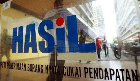 LHDN Akan Kejar Menteri PH Tak Bayar Cukai