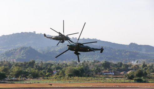 Malaysia Berunding Beli Senjata Guna Sistem Barter