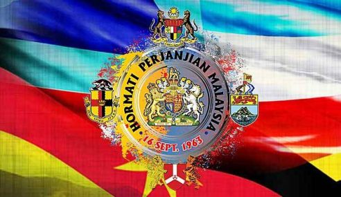 MA63: Kedudukan Sabah, Sarawak Dikembalikan