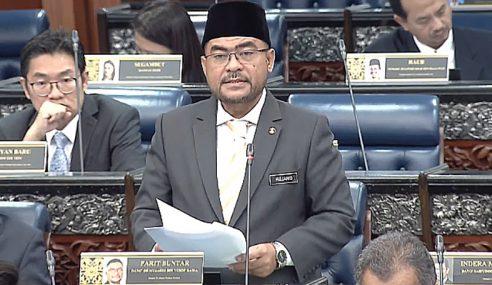 Isu Tabung Haji: Menteri Dilabel Cap Ayam!