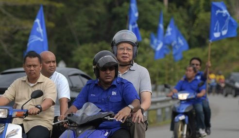 Tok Mat Hargai Najib Bantu Kempen Di Rantau
