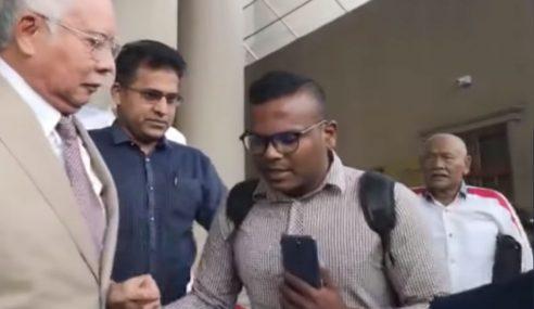 'Pelajar' Tanya Najib Di Mahkamah Dihantar PH?