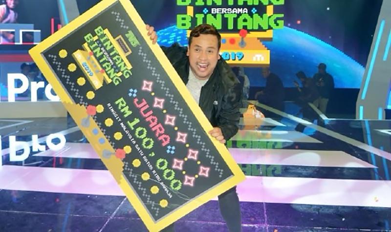 Shuk Juara Super Bintang Bersama Bintang 2019