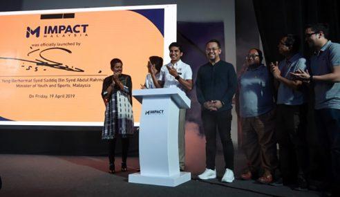 iM4U Dijenamakan Semula Sebagai Impact Malaysia