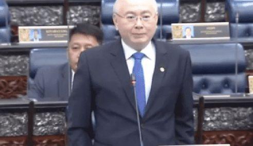 Perkataan 'Kencing' Gamatkan Dewan Rakyat