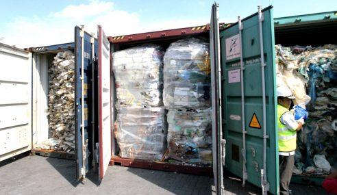 265 Kontena Sisa Plastik Tersadai Di Butterworth