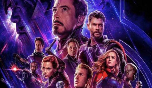 Avengers: Endgame Kutip Lebih AS$2 Bilion Kurang 2 Minggu