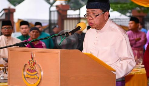 Sultan Selangor Dukacita Perpecahan Orang Melayu Merisaukan