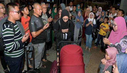 """Terima Kasih Malaysia Doakan Ainul Mardhiah"""