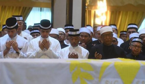 Agong, Kerabat Diraja Pahang Berkabung 100 Hari