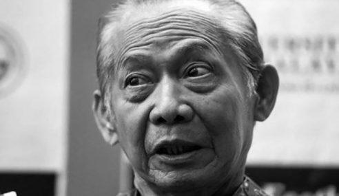 Sejarawan Negara Khoo Kay Kim Meninggal Dunia