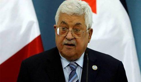 Pelan Damai AS Sekadar 'Jual Ilusi' – Presiden Palestin