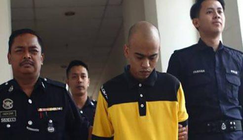 'Abang Botak' Sebak Beraya Di Penjara