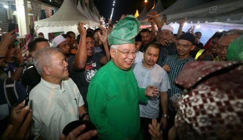 Najib Berdebat Dengan Kit Siang Selepas Ramadan