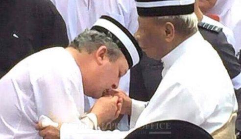Permaisuri Johor Kongsi Kisah Almarhum Sultan Ahmad Shah