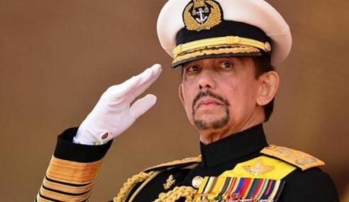Sultan Brunei Pulangkan Ijazah Kehormat Oxford