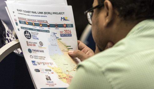 MIDA Rangka Projek Ekonomi Sepanjang Koridor ECRL