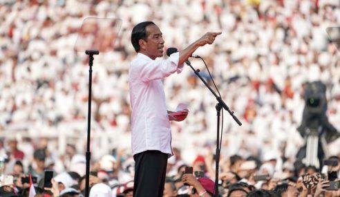 Jokowi Menang Pilihan Raya Presiden Indonesia 2019