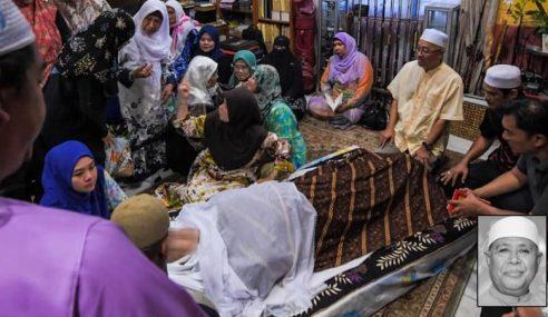 Ustaz Abu Hassan Din Dikebumikan Lepas Asar Hari Ini