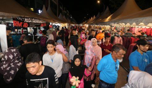 Bazar Mega Klebang Pasar Terpanjang Di Malaysia