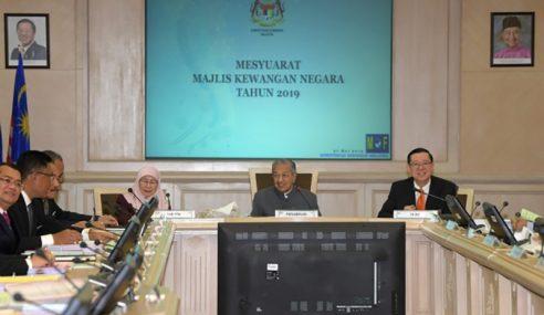 Mahathir Tidak Tahu Duit Raya Peneroka Felda