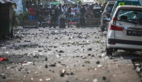 6 Maut Rusuhan Di Jakarta