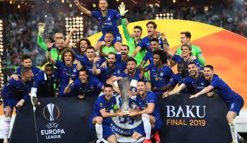 Trofi Liga Europa Milik Chelsea