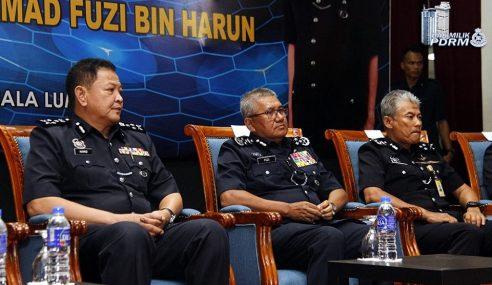 PDRM Akan Berjumpa PM Bantah IPCMC
