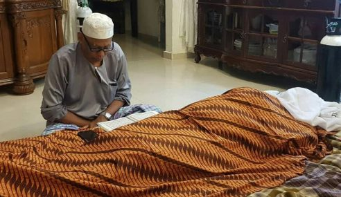 """""""Isteri Saya Sediakan Kain Kafan Sendiri"""" – Musa Hassan"""