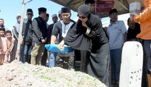 Jenazah Anuar Abu Bakar Selamat Dikebumikan