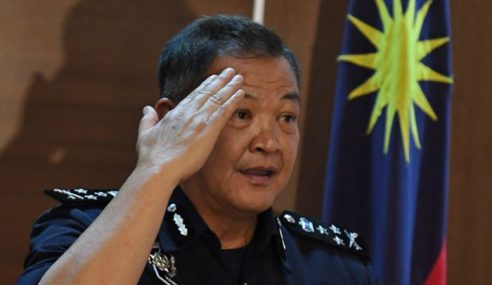 Abdul Hamid Bador KPN Baharu – Mahathir