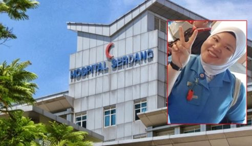 Ketua Jururawat Serdang Ditemui Mati Di Cyberjaya