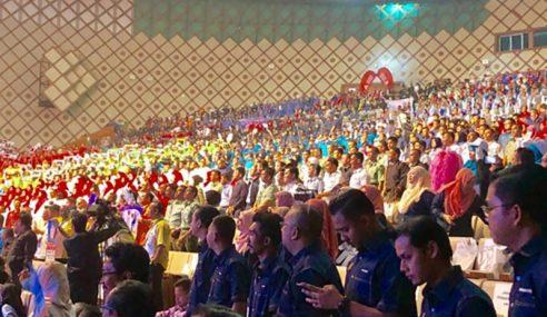Lebih 5,000 Hadir Ke Majlis Sambutan Hari Pekerja 2019